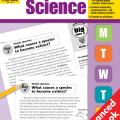 Daily science grade 6 PDF, Evan-moor