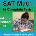 Dr. John Chung's SAT Math 16 complete tests, 63 perfect tips, Fifth Edition