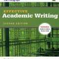 Effective Academic Writing 1, second edition, the Paragraph, Alice Savage, Masoud Shafiei, Oxford