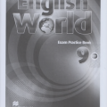 English World 9 Exam practice book, Stephen Thompson, Terry Cook, Macmillan