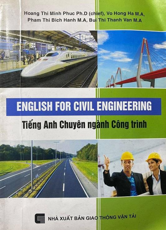 English for civil engineering, tiếng Anh chuyên ngành Công trình
