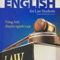 Tiếng Anh chuyên ngành Luật, English for law students,  Nguyen Thi Bich Hong