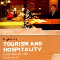 English for tourism and hospitality in higher Education Studies Coursebook, Hans Mol, Garnet Education