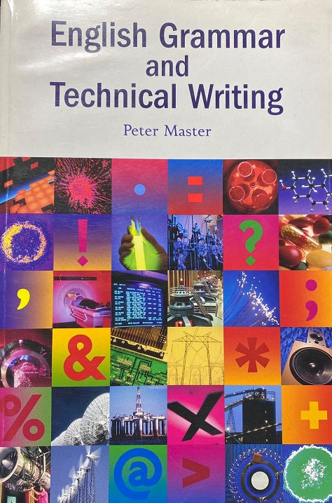 English grammar and technical writing, Peter Master