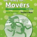 Get ready for Movers, Teacher's book, Tamzin Thompson