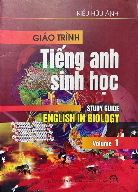 Giáo trình tiếng Anh sinh học, Kiều Hữu Ảnh, Study guide English in biology