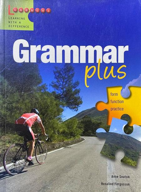 Grammar plus, Learners, Anne Seaton, Rosalind Fergusson