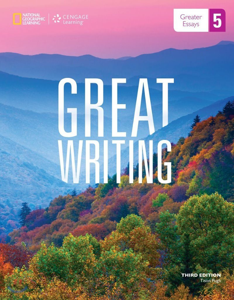 Great writing 5, third edition, From Great Essays to Research, Keith S. Folse, Tison Pugh, National Geographic, Cengage learning