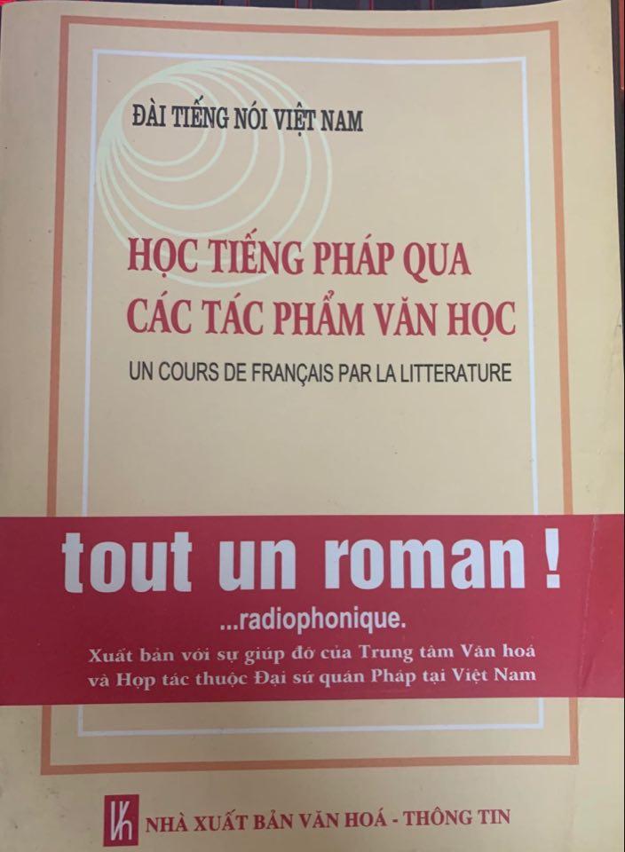 Học tiếng Pháp qua các tác phẩm Văn học, Un cours de francais par la Litterature