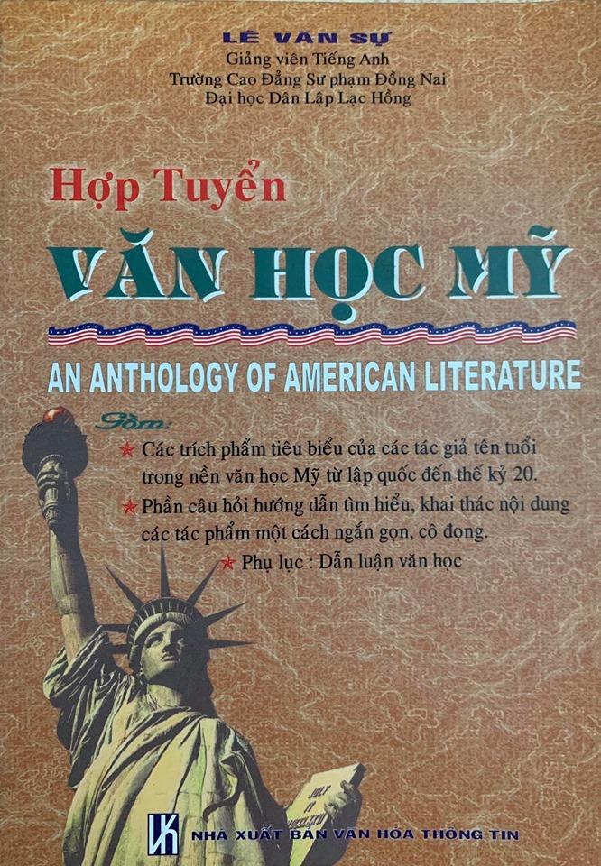 Hợp tuyển văn học Mỹ, An anthology of American Literature, Lê Văn Sự