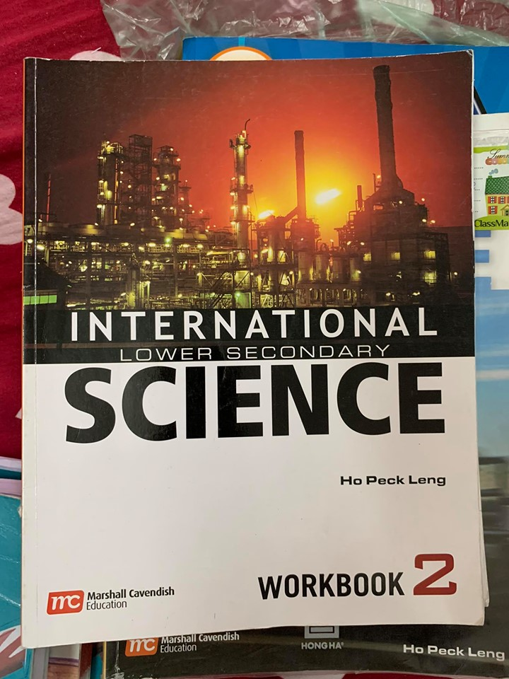International Lower secondary Science workbook 2, Ho Peck Leng