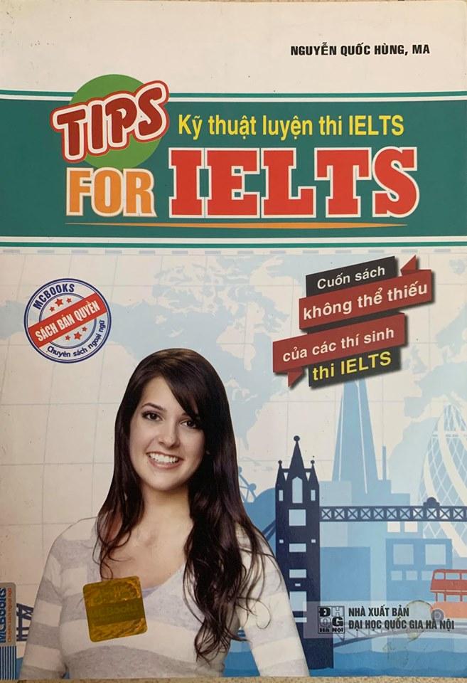 Kỹ thuật luyện thi Ielts, tips for Ielts by Nguyễn Quốc Hùng Ma