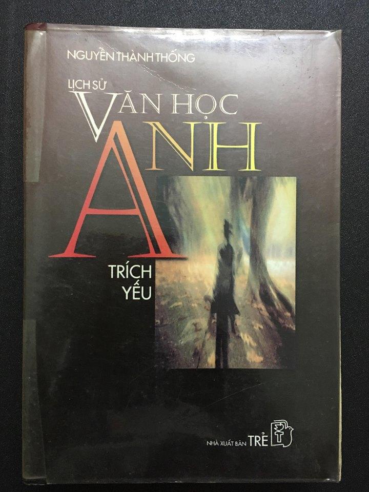 Lịch sử văn học Anh trích yếu - Nguyễn Thành Thống