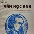 Lịch sử Văn Học Anh, History of English Literature, Nguyễn Kim Loan, ĐHNN HN