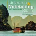 Listening & Notetaking Skills Level 3 4th with audioscripts, Patricia A Dunkel, Frank Pialorsi, National Geographic Learning, Cengage Learning