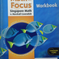 Math in focus 1A workbook, Singapore math by Marshall Cavendish