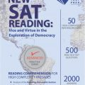 New SAT reading: Vice and Virtue in the exploraton of Democracy, Advanced practice Series, Ies test prep