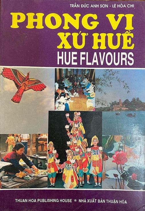 Phong vị xứ Huế, Hue Flavours, Trần Đức Anh Sơn, Lê Hòa Chi