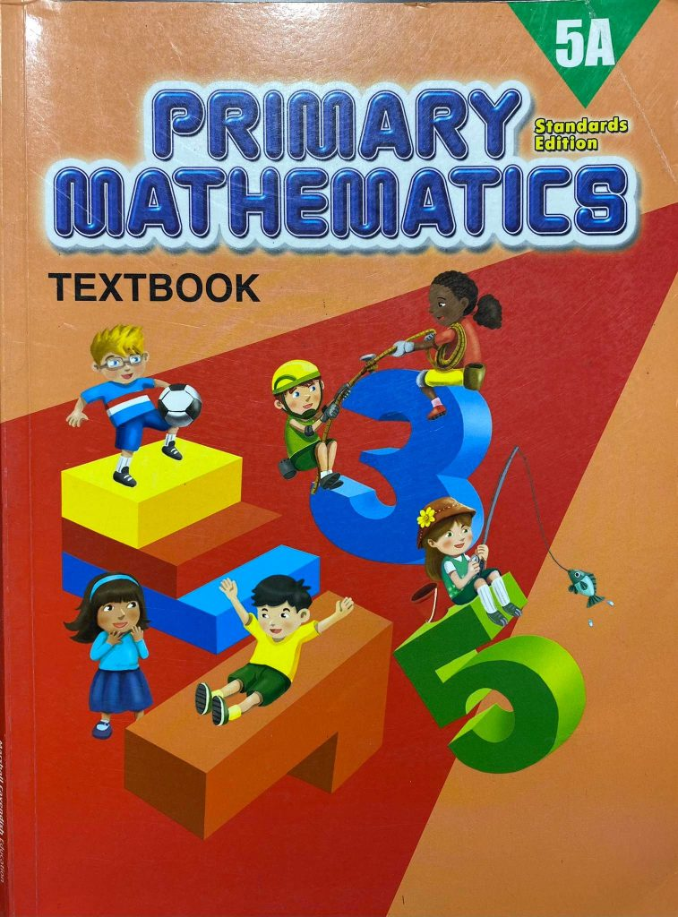 Primary Mathematics 5A Textbook