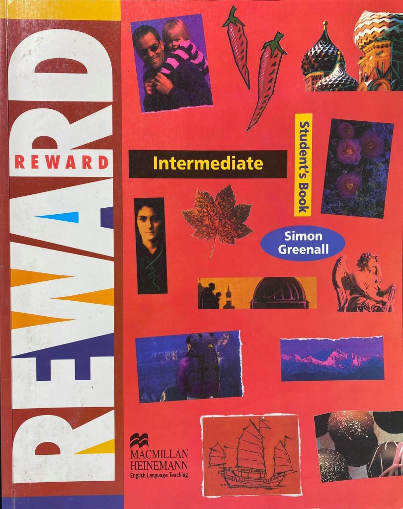 Reward Intermediate Student's book, Macmillan, Simon Greenall