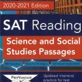 Sat reading, science and social studies passages | 2020 - 2021 Edition, PrepVantage, Updated intensive practice for test prep excellence
