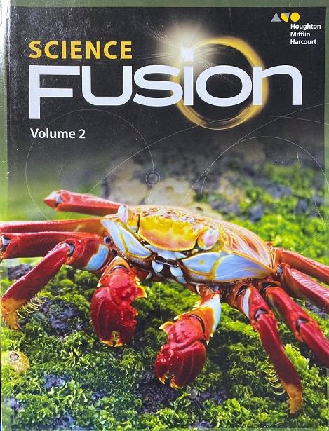 Science Fusion, Volume 2, Houghton Mifflin Harcourt