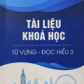 Tài liệu khóa học từ vựng - đọc hiểu 3, Trang Anh