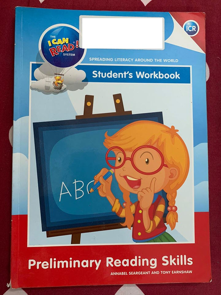 The I can read, Student's workbook Preliminary Reading Skills by Annabel Seargeant, Tony Earnshaw
