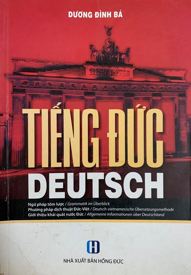 Tiếng Đúc (Deutsch) - Dương Đình Bá