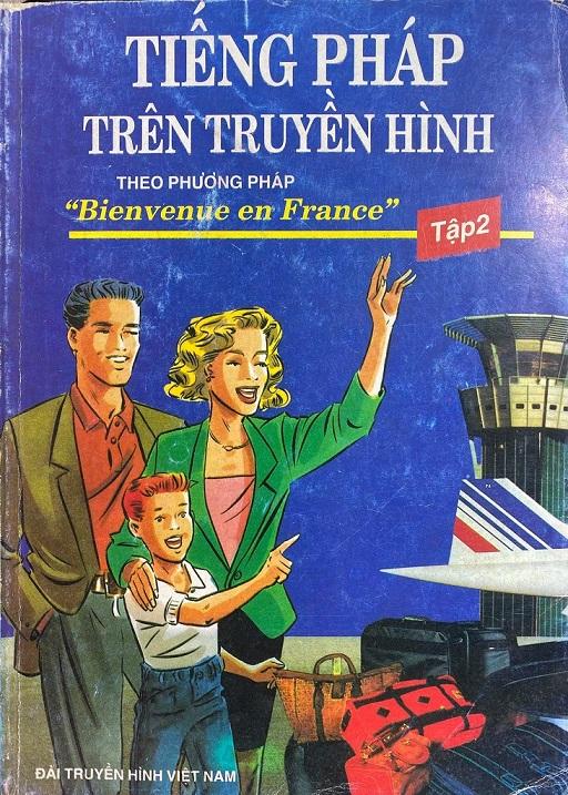 Tiếng pháp trên truyền hình, theo phương pháp Bienvenue en France, tập 2