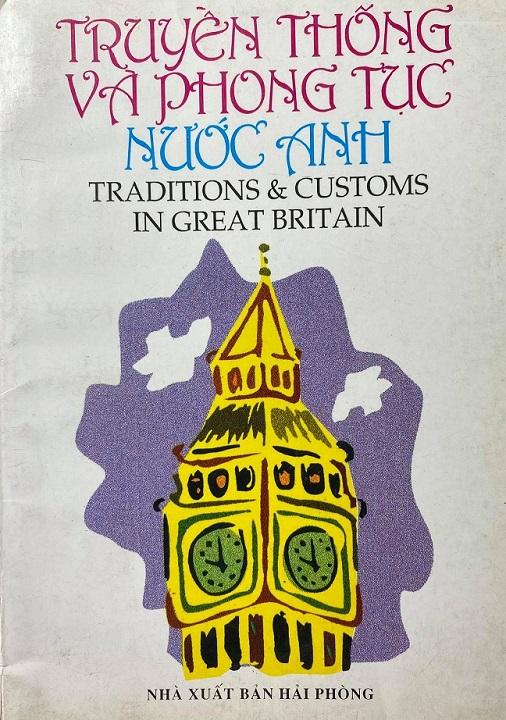 Truyền thống và phong tục nước Anh,  Traditions customs in great Britain
