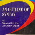 an outline of Syntax, Nguyen Hoa Lac