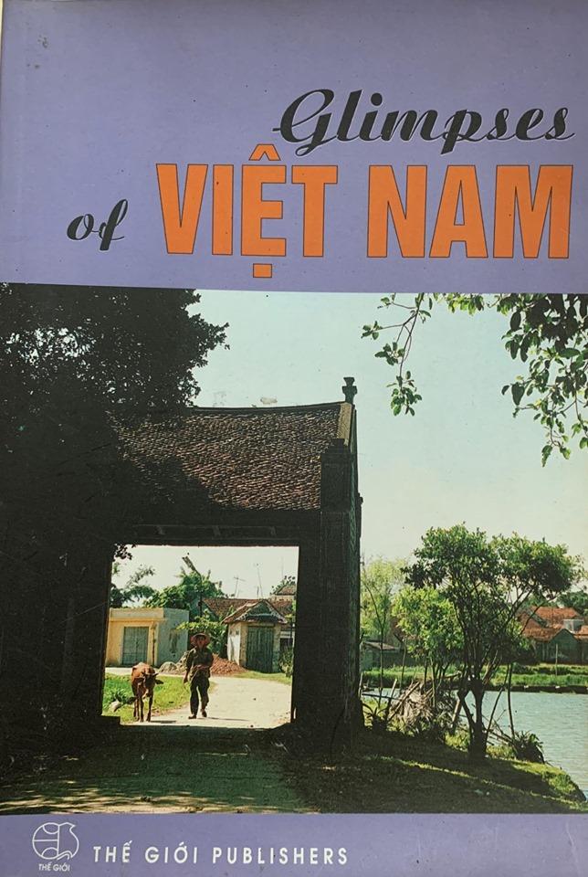 Glimpses Of Viet Nam | Mai Lý Quảng, NXB Thế Giới. (sách đọc tham khảo tiếng anh du lịch)