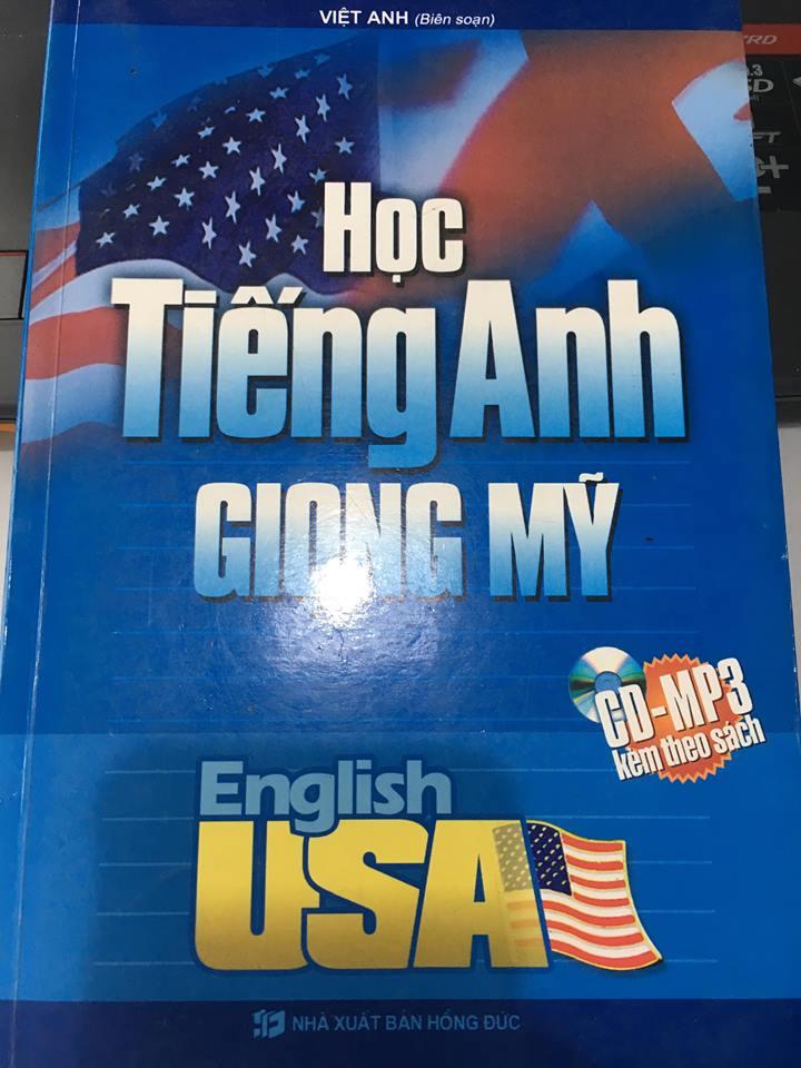 Học tiếng Anh giọng Mỹ (Việt Anh biên soạn)
