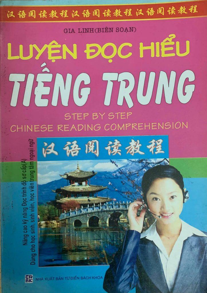 Luyện đọc hiểu tiếng Trung, Step by Step chinese reading comprehension, Gia Linh